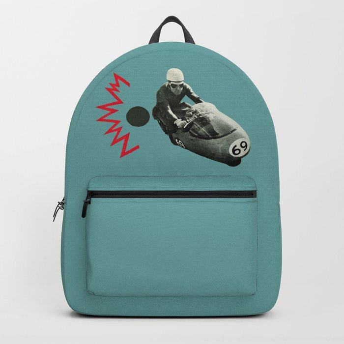 Motorcycle Madness Backpack