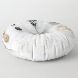 Spa Day Floor Pillow