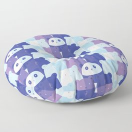 Sleuth of Bears Floor Pillow