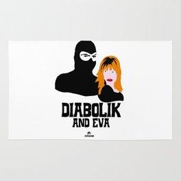 DIABOLIK & EVA Rug