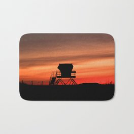 Tower 22 Sunset Bath Mat