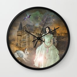 All is a Wonder Wall Clock