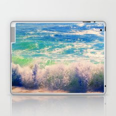 Aqua Mist Laptop & iPad Skin