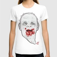 silence of the lambs T-shirts featuring Ready when you are, Sergeant Pembry. // Silence of the Lambs by boy Roland