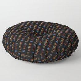 Curious Code Floor Pillow