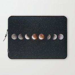 Phases of the Moon II Laptop Sleeve