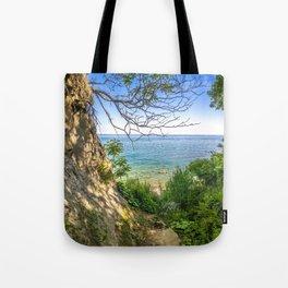 Toronto Tropics Tote Bag