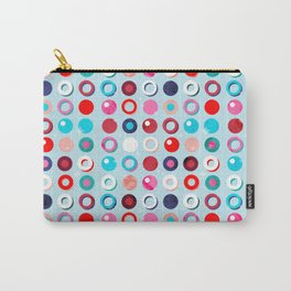 Take on Dots Carry-All Pouch