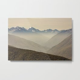 View from the Top Metal Print