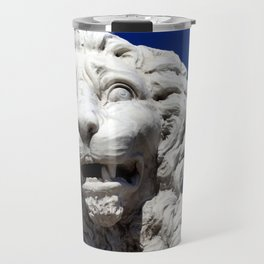 Bridge of Lions lion 2 Travel Mug
