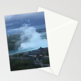 Niagra Falls from Canadian side. Stationery Cards