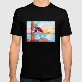 When Love Sails Away... T-shirt