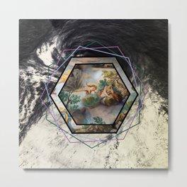 Hexagonal Renaissance Metal Print