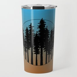 Redwoods Travel Mug