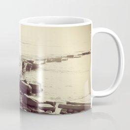 The Misty Shore Coffee Mug