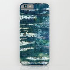 Patterned Crystals Slim Case iPhone 6s