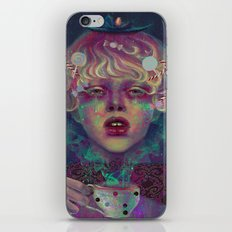 The Mad Hatter iPhone & iPod Skin