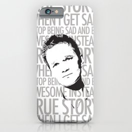 Neal Patrick Harris iPhone Case