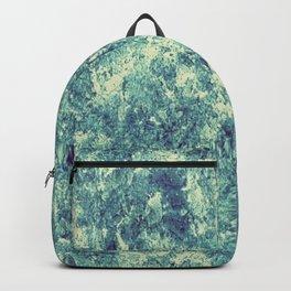 Emerald Silver Crust Backpack
