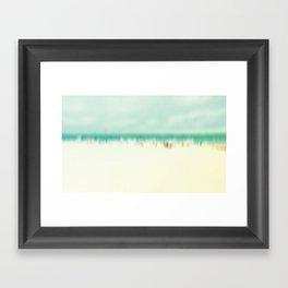 Riviera Beach 2011 Framed Art Print