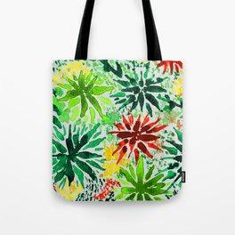 vegetal aquarelle Tote Bag