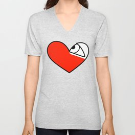 Is this love okay? Unisex V-Neck