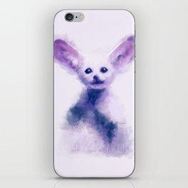 fennec foxy iPhone Skin
