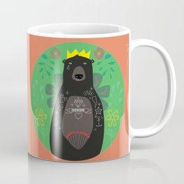 King Bear Coffee Mug