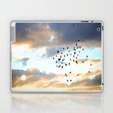 Don't Break Formation Laptop & iPad Skin
