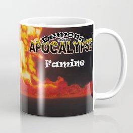 Demons of the Apocalypse - Famine Coffee Mug