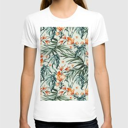 Exotic flower nature-07 T-shirt