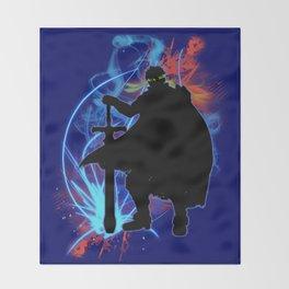 Super Smash Bros. Ike Silhouette Throw Blanket