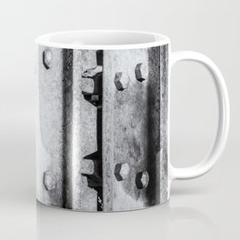 Metal Tank Track of Unity Coffee Mug
