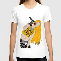 hedwig T-shirts featuring Hedwig Singing by byebyesally