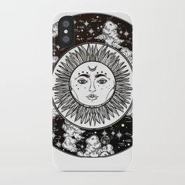 Moon. iPhone Case