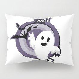 Halloween Ghost Story Pillow Sham