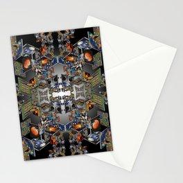 Framework: Fractal Journey Stationery Cards