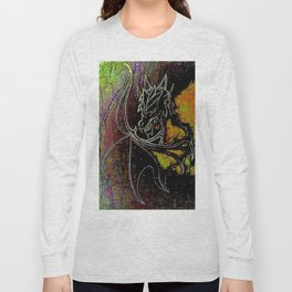 """DRAGON DREAMS"" Long Sleeve T-shirt"