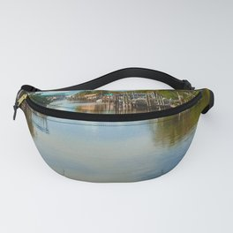 Peaceful Relection Fanny Pack