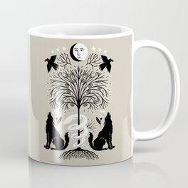 garden of the moon Coffee Mug