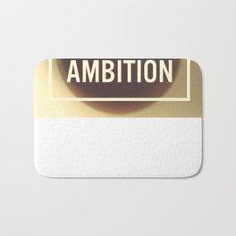 Cup of Ambition Bath Mat