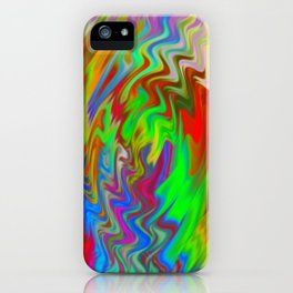 Greenfire iPhone Case