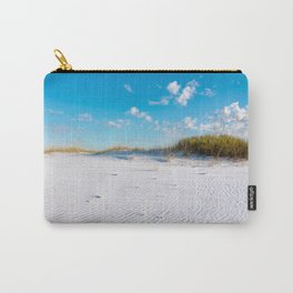 Pristine Sand Dune Carry-All Pouch