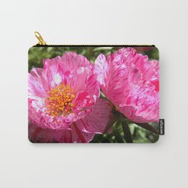 Flower HH Carry-All Pouch