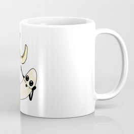striptease banana Present gift naughty kinky Coffee Mug
