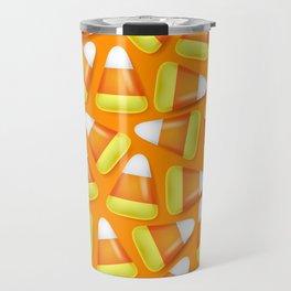 Candy Corn Travel Mug