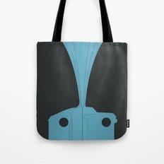 Silhouette Racers - Tucker Torpedo Tote Bag