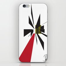 The Path    [POINT] [DIRECTION] [GOAL] [FOCUS] [ABSTRACT] iPhone & iPod Skin