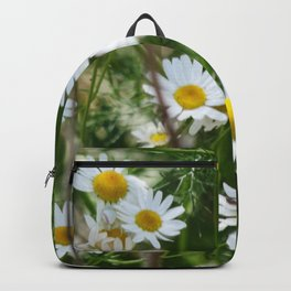 Wild Daisies Backpack
