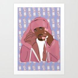 KILLA CAM Art Print